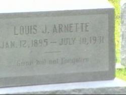 Louis J Arnette