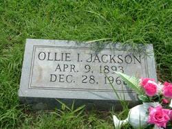 Ollie Isaac Jackson