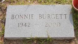 Bonnie <I>Hathcock</I> Burgett