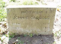 Johnie Carroll