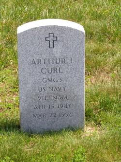"Arthur Ira ""Art"" Curl"