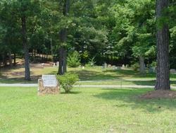 Oakman Ranger United Methodist Cemetery