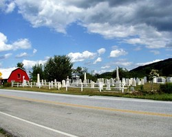 Greens Corners Cemetery
