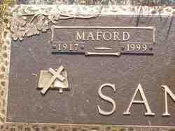 Maford McKinley Sanders