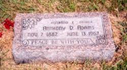 Anthony D Adams