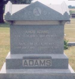 Nancy Merilla <I>Cain</I> Adams