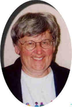 Sr Barbara Ann Ford