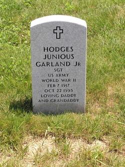 Hodges Junious Garland