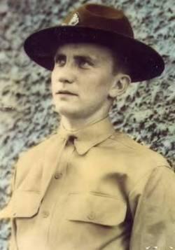 Pvt Edmund Casimir Alexandrowicz