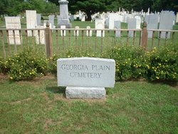 Georgia Plain Cemetery