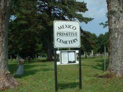 Mexico Primitive Cemetery