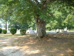 Haralson United Methodist Church Cemetery