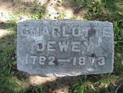 Charlotte <I>Hough</I> Dewey