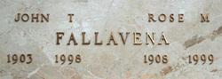 Rose Marie <I>Scaramelli</I> Fallavena