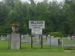 Milligan First Baptist Church Cemetery