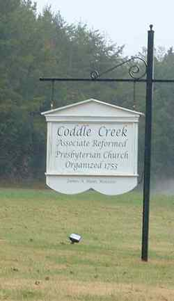 Coddle Creek ARP Church Cemetery