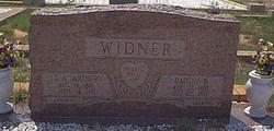 Chester Arthur Widner