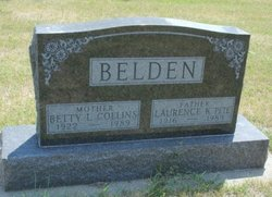 Betty Louise <I>Collins</I> Belden