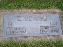 Ruth E. <I>Noblett</I> Kleiboer