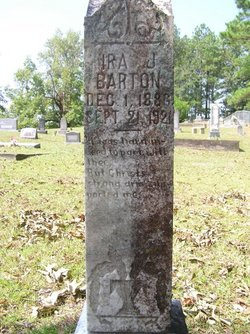 Ira Jefferson Barton