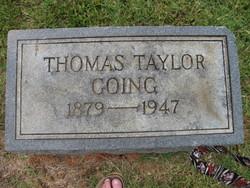 Thomas Taylor Going