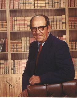 """William L """"Lane"""" Burleson"""