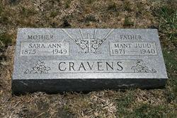 Sara Ann <I>Lindsey</I> Cravens
