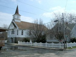 Ewell United Methodist Church Cemetery