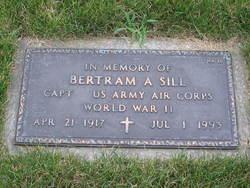 Bertram Albert Sill