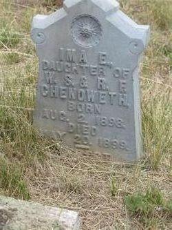 Ima E Chenoweth
