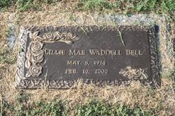 Lillie Mae <I>Waddell</I> Bell