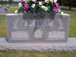 Crawford R Yerbey