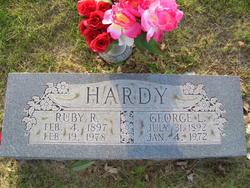Ruby Roena <I>Bozworth</I> Hardy