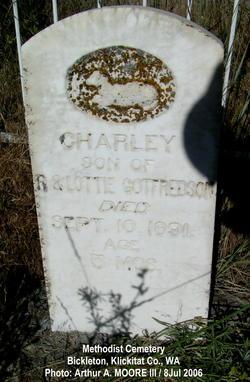 Charles Charley Gotfredson