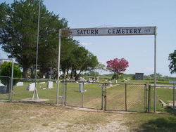 Saturn Cemetery
