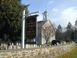 Great Valley Baptist Church Cemetery