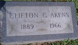 Clifton George Akens