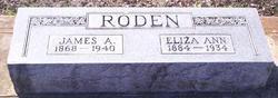 James A Roden