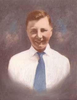 """David Oldham """"Donnie"""" Norris"""