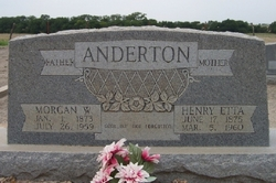 Morgan W. Anderton
