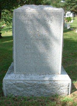Frederick C Towne