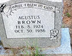 Agustus Brown