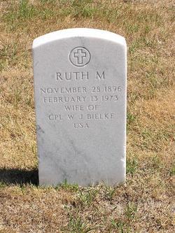 Ruth M Bielke