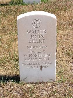 Walter John Bielke