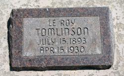 Le Roy Tomlinson