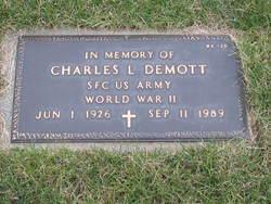 Charles L Demott