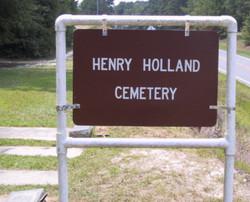 Henry Holland Cemetery