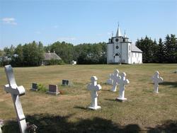 Holy Trinity Romanian Orthodox Church Cemetery