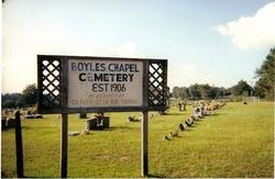 Boyles Chapel Cemetery