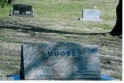 Emma Estella <I>Jones</I> Moore